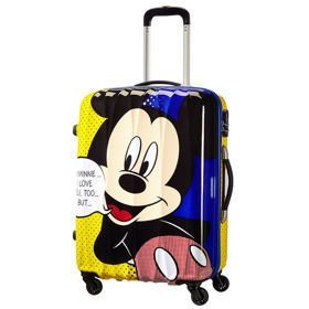 American Tourister Disney Legends Mickey Pop średnia walizka