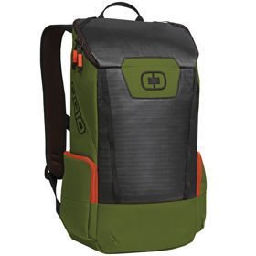 Ogio Clutch Green plecak - laptop 15""