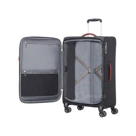 American Tourister AirBeat duża walizka / Spinner 80 EXP