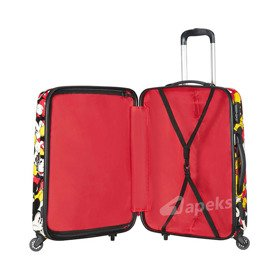 American Tourister Disney Legends Mickey Comics duża walizka