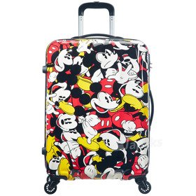 American Tourister Disney Legends Mickey Comics średnia walizka