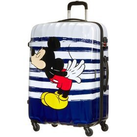American Tourister Disney Legends duża walizka 75 cm / Mickey Kiss