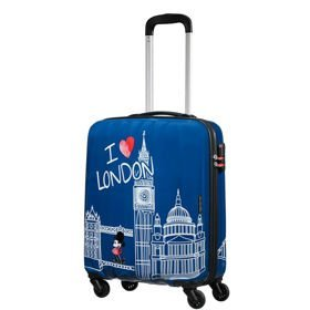 American Tourister Disney Legends mała walizka kabinowa 20/55 cm / Take Me Away Mickey London