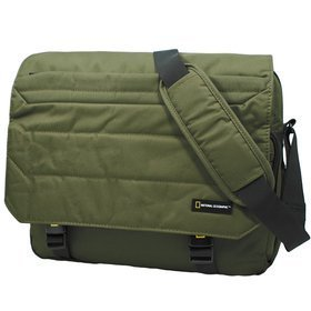 National Geographic PRO torba na ramię / laptopa 17'' / N00709.11 / khaki