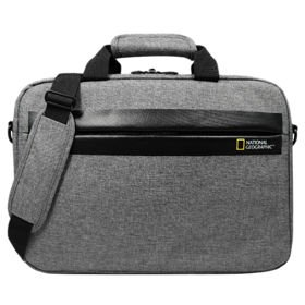 "National Geographic STREAM torba na laptopa 15,6"" /  N13106 szara"