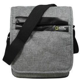 National Geographic STREAM torba na ramię / saszetka / N13114 / Light Grey