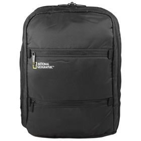"National Geographic Transform plecak miejski na laptopa 15,6"" / RFID / N13211 / Black"