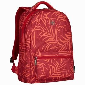 "Wenger Colleague plecak damski na laptopa 16"" / Red Fern Print"