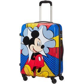 American Tourister Disney Legends średnia walizka 65 cm / Mickey Flash Pop