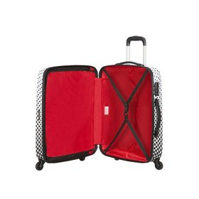 American Tourister Disney Legends zestaw walizek / komplet / set / Mickey Mouse Polka Dot