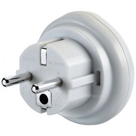 Go Travel DG/556 adapter sieciowy z USA do EU