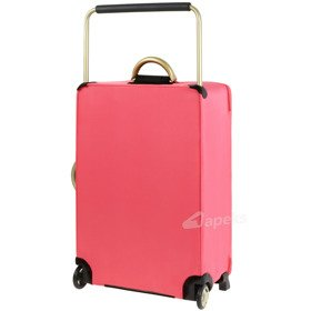 IT Luggage World's Lightest średnia walizka / różowa