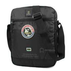 "National Geographic EXPLORER torba na ramię / laptop 13.3"" / N01104.06"