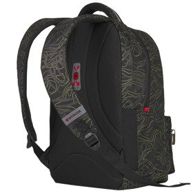 "Wenger Colleague plecak damski na laptopa 16"" / Black Fern Print"