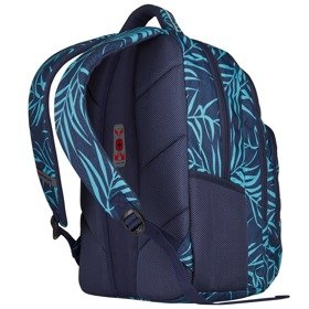 "Wenger Upload plecak na laptopa 16"" / Navy Fern Print"